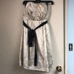 The Limited strapless dress-NWT